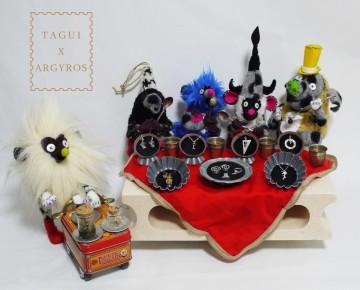 TAGUI展覧会のお知らせ